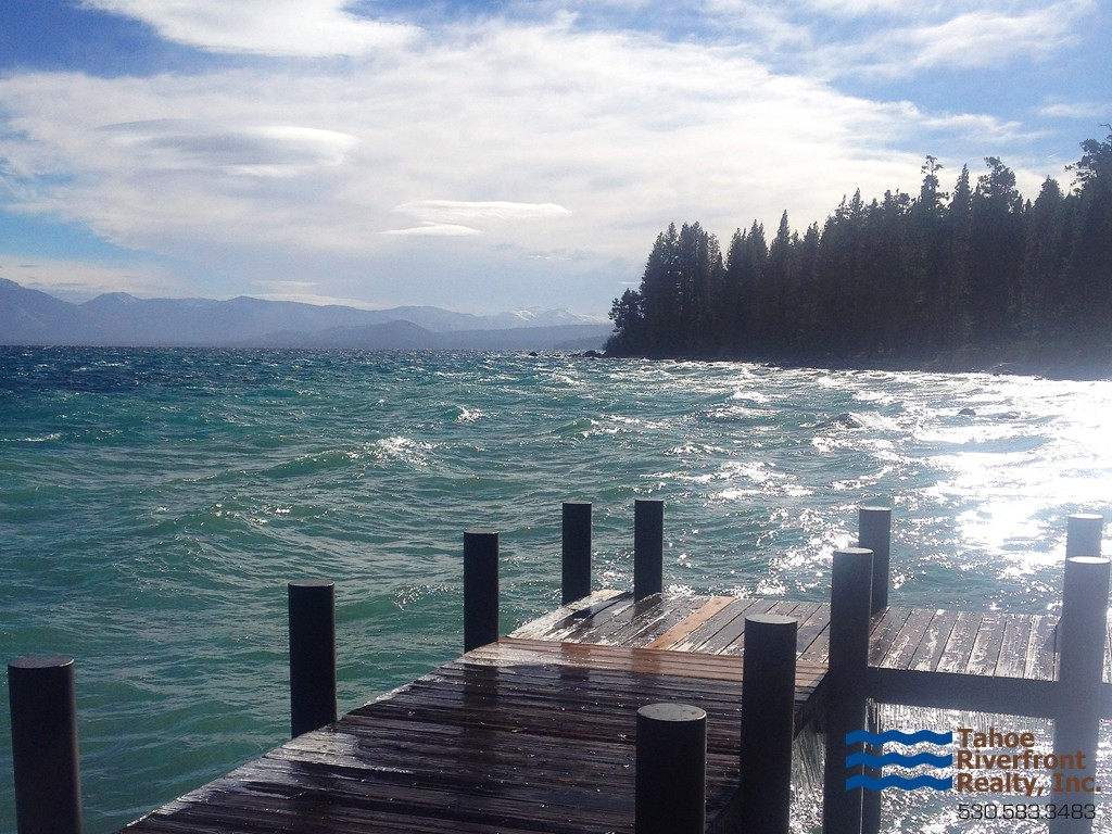 Lakefront homes for sale north lake tahoe real estate for Lake front properties